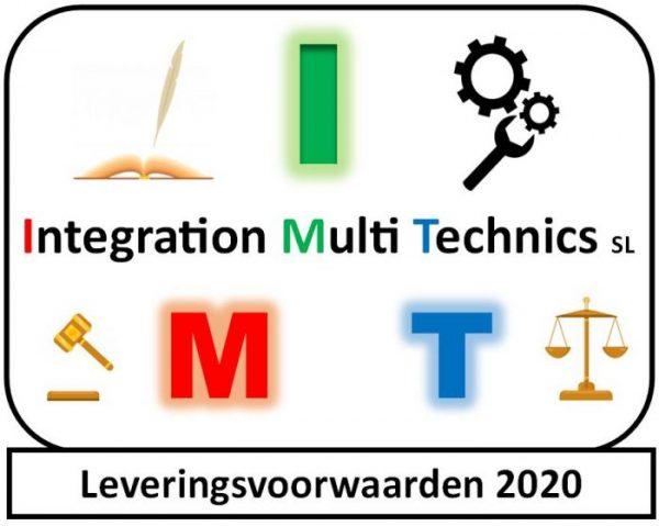 Algemene Leveringsvoorwaarden Integratie Multi Technics SL